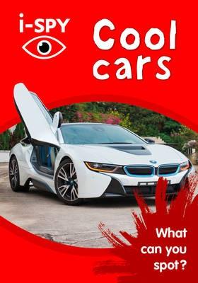 i-SPY Cool Cars -