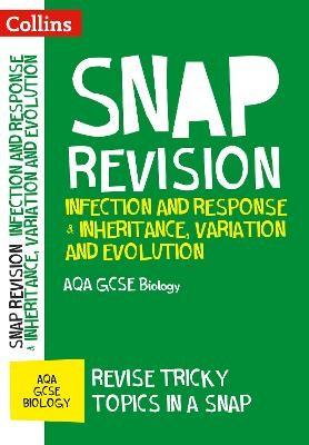 AQA GCSE 9-1 Biology Infection and Response & Inheritance, Variation and Evolution Revision Guide - pr_18956