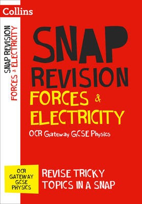 OCR Gateway GCSE 9-1 Physics Forces and Electricity Revision Guide - pr_18782