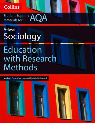 AQA AS and A Level Sociology Education with Research Methods - pr_18745