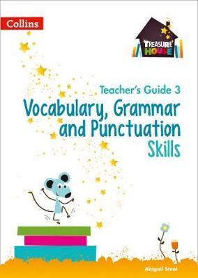 Vocabulary, Grammar and Punctuation Skills Teacher's Guide 3 - pr_18690