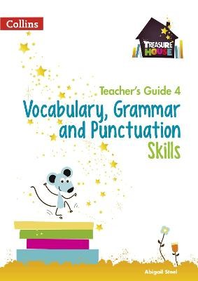 Vocabulary, Grammar and Punctuation Skills Teacher's Guide 4 - pr_18846
