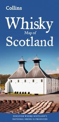 Whisky Map of Scotland - pr_73705
