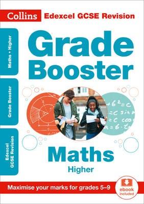 Edexcel GCSE 9-1 Maths Higher Grade Booster (Grades 5-9) -
