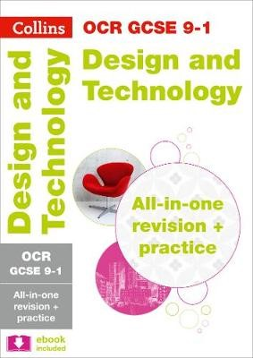 OCR GCSE 9-1 Design & Technology All-in-One Complete Revision and Practice -