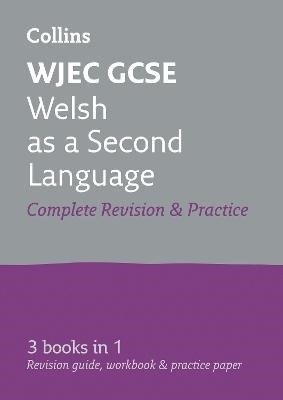 WJEC GCSE Welsh as a Second Language All-in-One Complete Revision and Practice - pr_177299