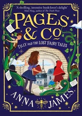 Pages & Co.: Tilly and the Lost Fairy Tales - pr_199377