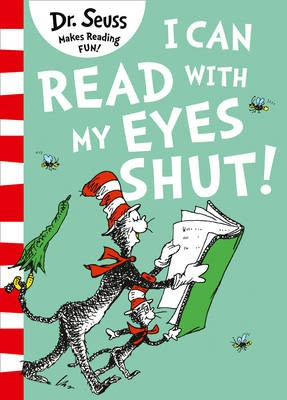 I Can Read with my Eyes Shut -