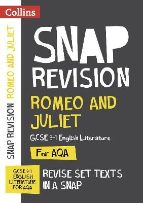 Romeo and Juliet: AQA GCSE 9-1 English Literature Text Guide - pr_376916