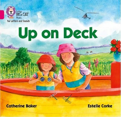 Up on Deck - pr_20085