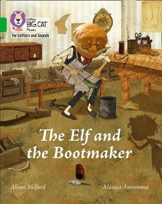 The Elf and the Bootmaker - pr_20130
