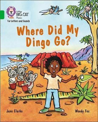 Where Did My Dingo Go? - pr_20153