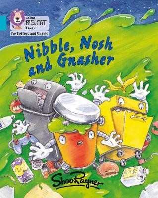 Nibble, Nosh and Gnasher - pr_18817