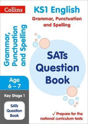 KS1 Grammar, Punctuation and Spelling SATs Practice Question Book - pr_72934