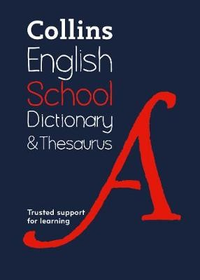 School Dictionary and Thesaurus -