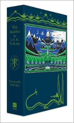 The Hobbit Facsimile Gift Edition [Lenticular cover] - pr_113217