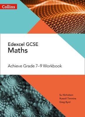 Edexcel GCSE Maths Achieve Grade 7-9 Workbook - pr_293912