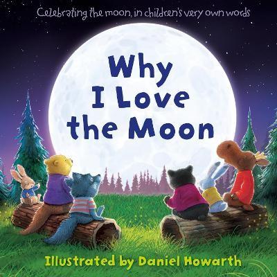 Why I Love The Moon -