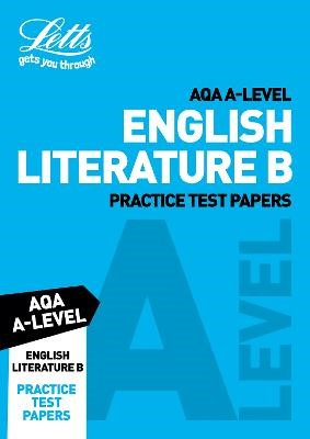 AQA A-Level English Literature B Practice Test Papers - pr_72931