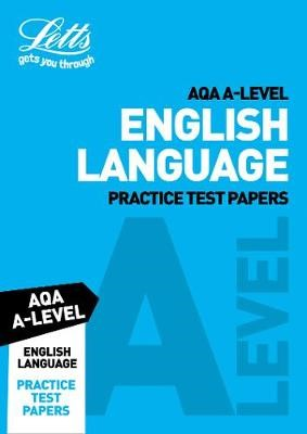 AQA A-Level English Language Practice Test Papers - pr_270713