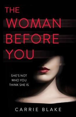 The Woman Before You -