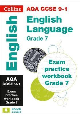AQA GCSE 9-1 English Language Exam Practice Workbook (Grade 7) - pr_31614