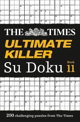 The Times Ultimate Killer Su Doku Book 11 - pr_148555