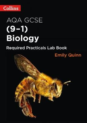 AQA GCSE Biology (9-1) Required Practicals Lab Book - pr_361620
