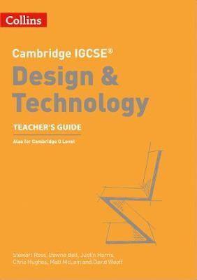 Cambridge IGCSE (TM) Design & Technology Teacher's Guide - pr_19026