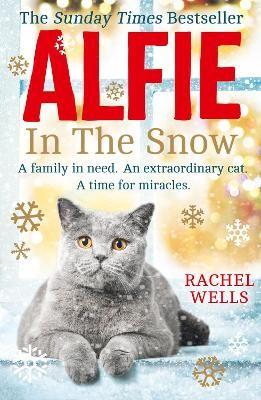 Alfie in the Snow -