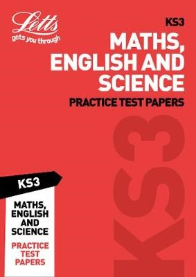 KS3 Maths, English and Science Practice Test Papers - pr_313642