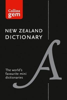 Collins Gem New Zealand Dictionary - pr_1774064