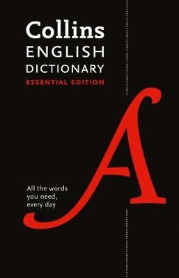 English Dictionary Essential -