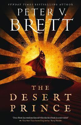 The Desert Prince -