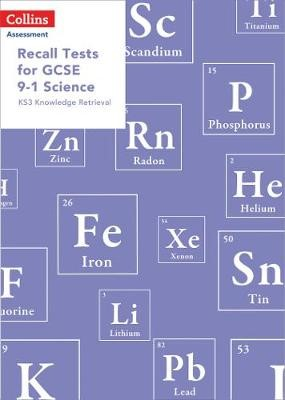 Recall Tests for GCSE 9-1 Science - pr_18689