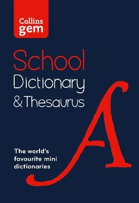 Gem School Dictionary and Thesaurus -