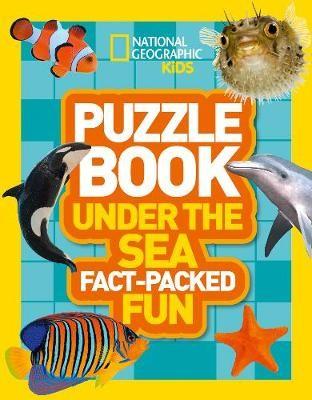 Puzzle Book Under the Sea - pr_407610