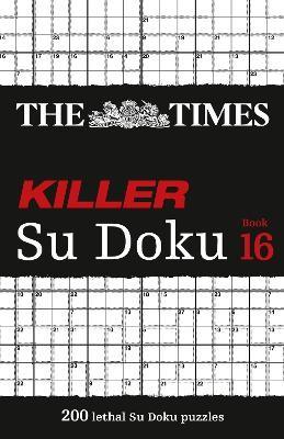 The Times Killer Su Doku Book 16 - pr_1811801
