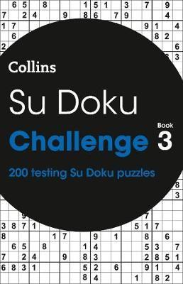 Su Doku Challenge Book 3 -