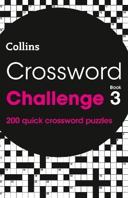 Crossword Challenge Book 3 -