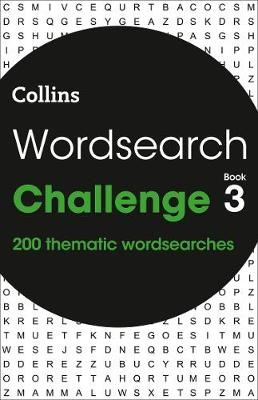 Wordsearch Challenge Book 3 -