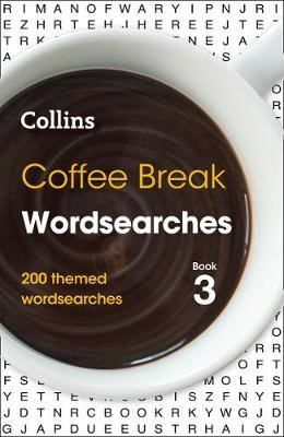 Coffee Break Wordsearches Book 3 - pr_1830706