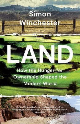 Land: How the Hunger for Ownership Shaped the World - pr_1883240
