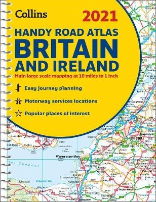 GB Road Atlas Britain 2021 Handy - pr_1818822