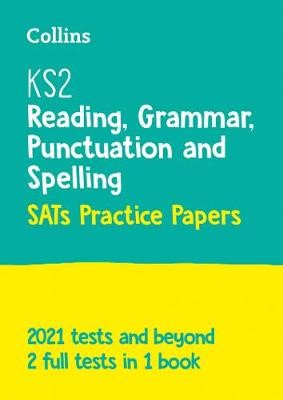 KS2 English Reading, Grammar, Punctuation and Spelling SATs Practice Papers -