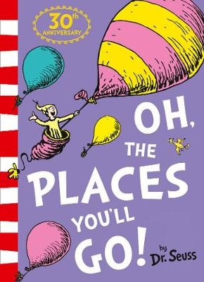 OH THE PLACES YOULL GO 30TH BIRTHDAY ED - pr_1839481