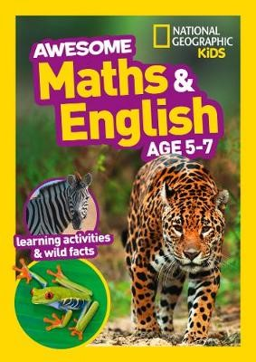 Awesome Maths and English Age 5-7 -