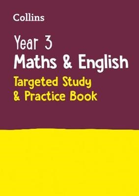 Year 3 Maths and English KS2 Targeted Study & Practice Book - pr_1870760