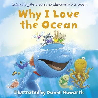 Why I Love the Ocean -