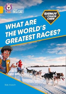 Shinoy and the Chaos Crew: What are the world's greatest races? -
